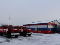 Архиепископ Артемий совершил освящение нового пожарного депо