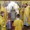 Воскресная литургия. Награждение