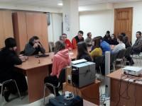 Встреча на молодежке: «О монашестве из первых уст»