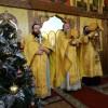В кафедральном соборе совершен молебен на новолетие