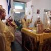 Епископ Феодор возглавил Литургию в престольный праздник храма апостола Андрея Первозванного в п. Рыбачий