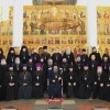Годовое епархиальное собрание духовенства 2018г