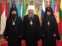 Святейший Патриарх Московский и всея Руси Кирилл возвёл в сан Архиепископа – епископа Петропавловского и Камчатского Феодора