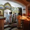 Архиепископ Петропавловский и Камчатский Феодор совершил Божественную Литургию в праздник Богоявления