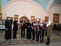 Православная молодежь провела акцию «Христос рождается в твоём сердце»