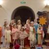 Воспитанники Воскресной школы поздравили прихожан Морского Собора с Рождеством