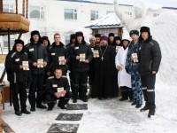 Праздник Богоявления в Исправительной колонии №6