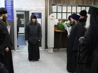 Священники епархии встретили нового правящего архиерея