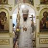 Архиепископ Петропавловский и Камчатский Феодор возглавил Литургию в Свято-Казанском женском монастыре