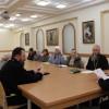 Архиепископ Феодор провел собрание сотрудников Социального отдела епархии