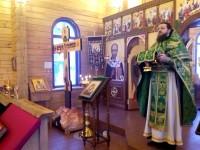Престольный праздник храма в селе Ивашка Карагинского района