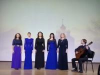 Состоялся первый этап конкурса молодых вокалистов, приуроченного ко Дню православной молодежи