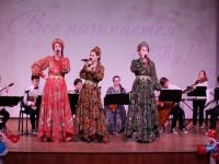 Концерт в честь Дня православной молодежи