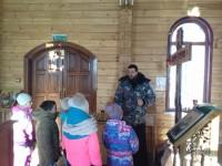 В селе Ивашка Карагинского района открыта Воскресная школа