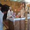 Архиепископ Феодор совершил Божественную Литургию в день святого великомученика Феодора Стратилата