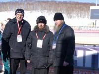 Архиепископ Феодор принял участие в открытии Берингии 2019