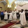 Социальная Литургия в соборе Святой Живоначальной Троицы