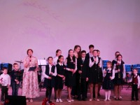 Ко Дню защитника Отечества в Духовно-просветительском центре состоялся праздничный концерт