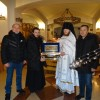 Принесение Ковчега с мощами святых воинов в Усть-Большерецкий район