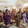 В Неделю Торжества Православия архиепископ Петропавловский и Камчатский Феодор совершил Литургию в кафедральном соборе