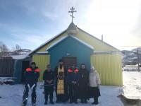 Миссионеры на « Берингии 2019»