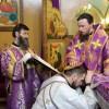 В неделю святителя Григория Паламы архиепископ Феодор совершил Божественную Литургию и рукоположил в сан диакона Александра Белоуса