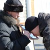 Молебен в день Российской Гвардии