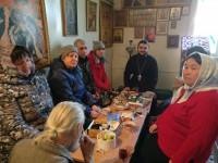 Вербное воскресенье на приходах епархии