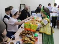 Праздник в Воскресной школе кафедрального собора