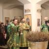 В канун Вербного воскресенья управляющий Камчатской епархией совершил всенощное бдение в Морском соборе