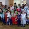 Воспитанники Воскресных школ епархии поделились пасхальной радостью с подопечными интернатов и детских домов