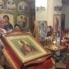 Архиепископ Феодор совершил Божественную литургию в день праздника иконы Божией Матери «Неупиваемая Чаша»
