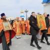 Прибытие иконы с мощами святого великомученика Георгия Победоносца в Камчатскую епархию