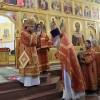 В день памяти святителя Алексия Московского чудотворца, архиепископ Феодор совершил Божественную литургию в кафедральном соборе