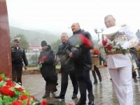 Торжества в День Военно-Морского флота России