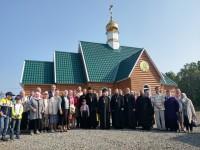 Престольный праздник храма преподобного Сергия Радонежского