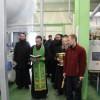 Управляющий Камчатской епархией посетил рыбоперерабатывающий комплекс в Карагинском районе