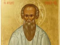 Архиепископ Феодор совершил Божественную литургию в Морском соборе в день своего тезоименитства
