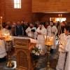 Праздник Преображения Господня в епархиальном женском монастыре