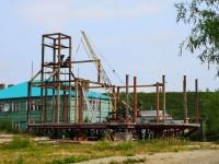 Продолжается строительство храма в селе Каменское Пенжинского района