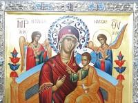 В Морской собор со святой горы Афон будет принесена икона Божией Матери «Всецарица»