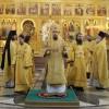 Управляющий Камчатской епархией возглавил воскресную Божественную литургию в кафедральном соборе