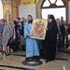 В Морской собор со святой горы Афон прибыла икона Божией Матери «Всецарица»