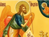 В день Усекновения главы Иоанна Предтечи архиепископ Феодор совершил Божественную литургию в Морском соборе