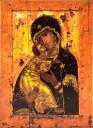 В кафедральном соборе каждую пятницу служится  «Параклисис Божией Матери»