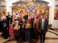 Приглашаем на занятия в Воскресную школу Морского собора