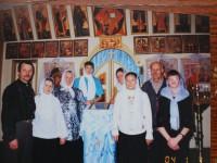 История  церковных хоров епархии