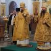 Всенощное бдение в канун праздника иконы Пресвятой Богородицы «Владимирская»