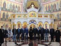 Состоялась встреча попечительского совета Морского собора