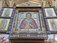 В Камчатский Морской  собор доставлена главная икона ВДВ России